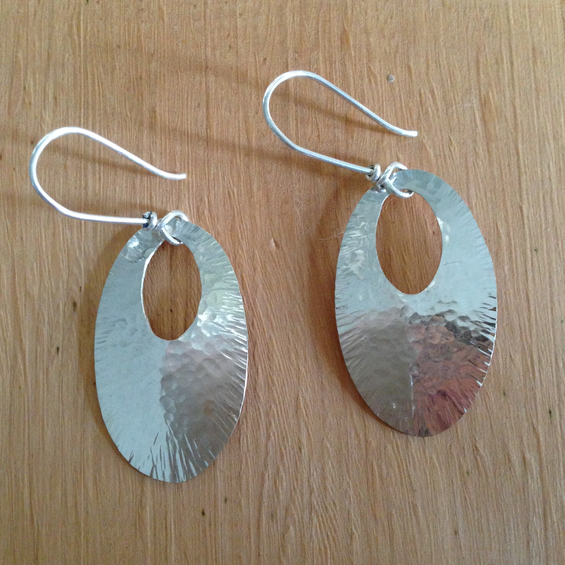 textured-oval-earrings
