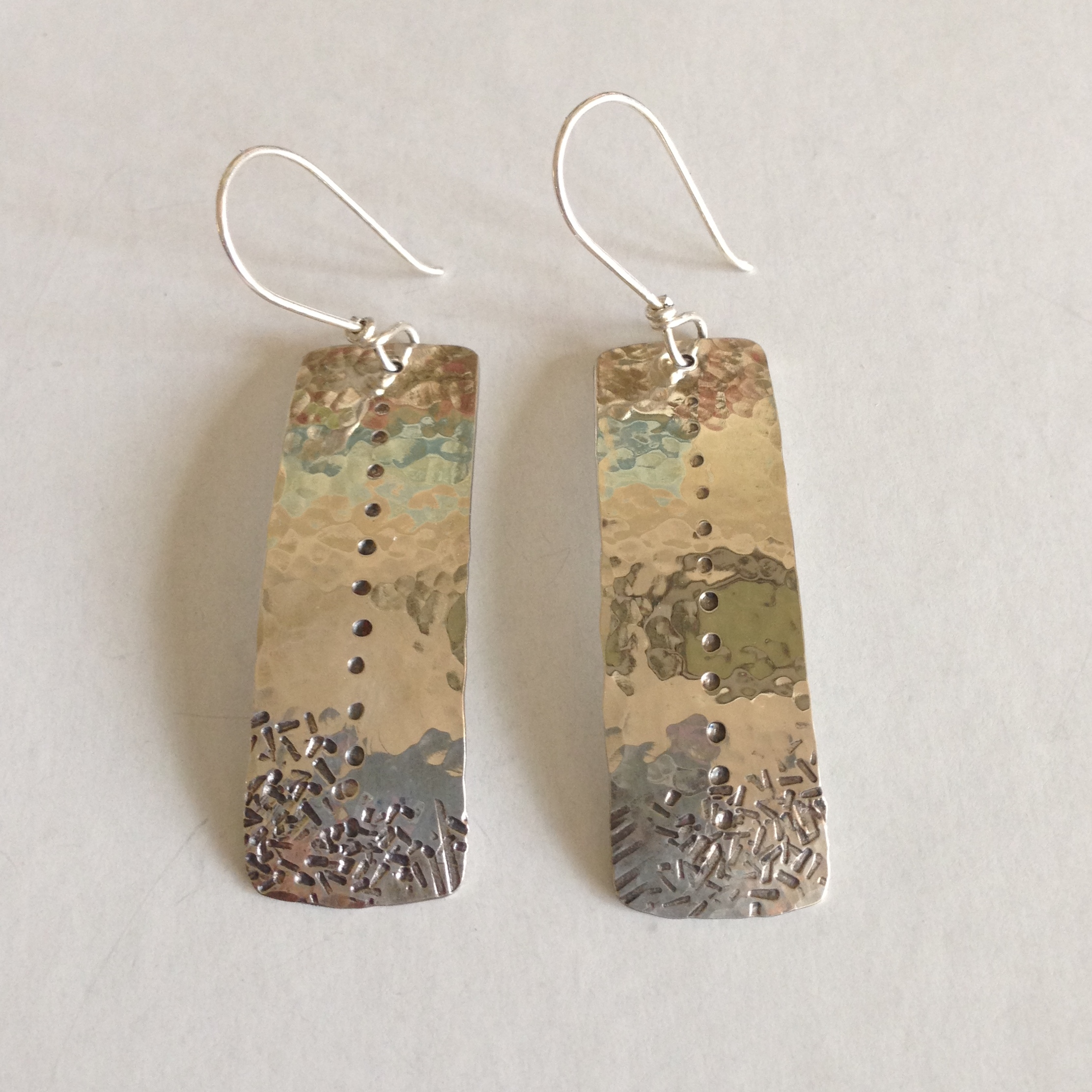 texture-rectangle-earrings
